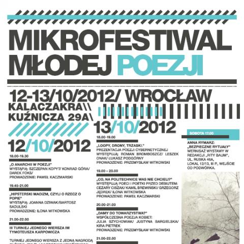 Mikrofestiwal 2012